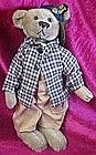 Pickford Brass Button Bear Bennett, 20th Century, 90's