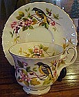 Royal Albert  Baltimore Oriole cup and saucer