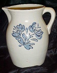 PFALTZGRAFF YORKTOWNE blue Beverage Pitcher