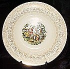 Royal China Colonial Gold round vegetable bowl