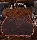 Ladies purse. lamp