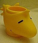 Peanuts Woodstock vinyl cup / mug by Applause