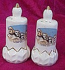 Vintage Mt. Rushmore salt and pepper shakers