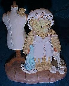 Cherished Teddies Sarah, memories to wear and share