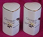 Heart shape souvenir shakers from Georgia
