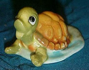 Josef original miniature turtle figurine