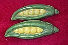 Peas in a pod salt and pepper shakers