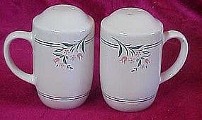 Large range top shakers with tulips and flowers design