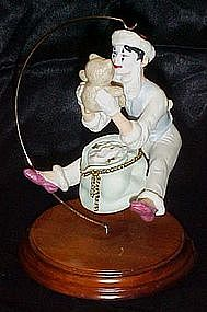 Hallmark Mime Time ornament 1987 Duane Unruh