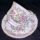 Royal Standard bone china cup and saucer, Mandarin