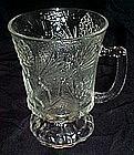 Tiara Ponderosa Pine mug / cup, crystal