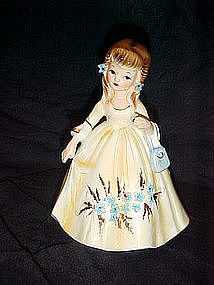 Marika's Original girl figurine by Lefton