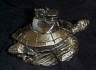 Sea turtle  table lighter