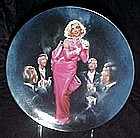 Marilyn Monroe,Diamonds are a girls best friend plate
