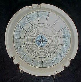 Sascha Brastoff ceramic ashtray 056A