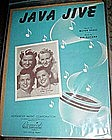 Java Jive, by  Milton Drake