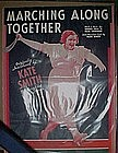 Marching along together, Edward Pola, Kate Smith cover