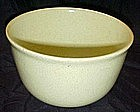 Bauer #18 Speckleware mixing bowl,chartreuse