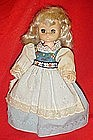 "8.5"" Playmates doll 1980 Hong Kong original clothing"