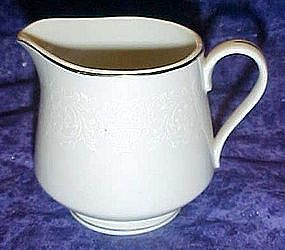 Crown Victoria Lovelace creamer
