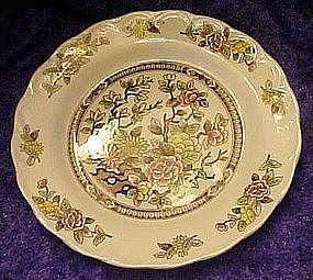 Indian Tree pattern dinner Plate, Style House Japan