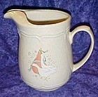 White geese marmalade 64 oz pitcher, International