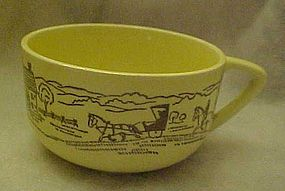 Royal China,  Buck's County cup
