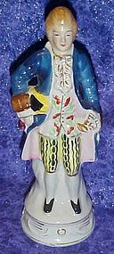 Occupied Japan colonial man figurine 7.25""