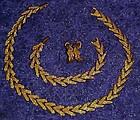 Avon Demi Parure gold necklace, bracelet and earrings