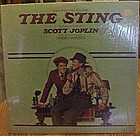 Original Motion picture soundtrack from THE STING, LP