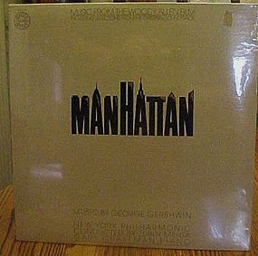 Music from the Woody Allen film Manhattan, Album ,Mint