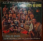 Inia Te Wiata's Festival of maori Song, LP album