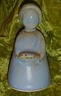 Gotek Colonia Tovar Venezuela, rare  pottery lady bell