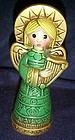 Vintage 60's Christmas angel figurine
