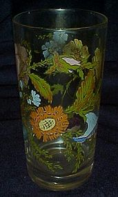 Federal glass Dorothy Thorpe tall water glass 5 5/8""