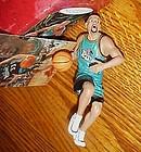 Hallmark keepsake ornament Grant Hill hoop stars