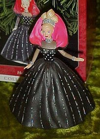 Hallmark Keepsake Holiday Barbie ornament