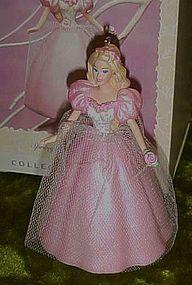 Hallmark Keepsake Springtime Barbie ornament 1996