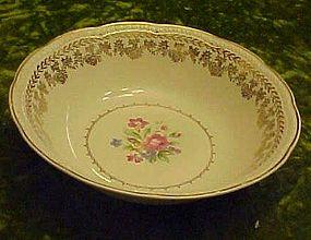 Stetson Stt1 floral center vegetable serving bowl