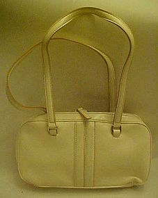 Nine & Company white patent leather purse, Spring!!