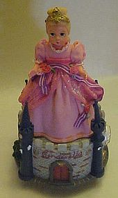 Madame Alexander Cinderella revolving music box