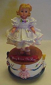 Madame Alexander Ring around the rosey music box