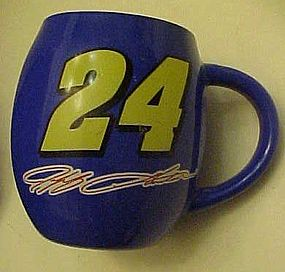 Official Jeff Gordon #24 Nascar mug
