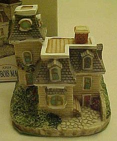 Liberty Falls  The Dubois Mansion AH14 MIB