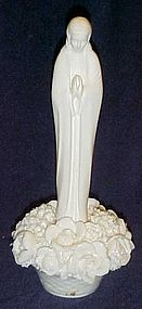 Lenwile Ardalt Praying Madonna candle holder
