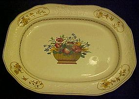 """Antique Spode Copeland 2/7199 rectangular platter 14.5"""""""