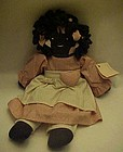 Nice black girl rag doll creations by Viki of Indiana