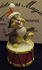 Christmas Magic Thumper ornament MIB