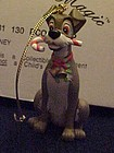 Disney Christmas Magic Tramp ornament MIB