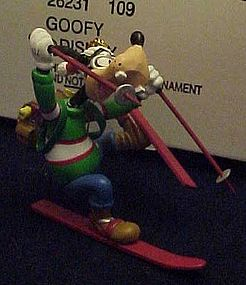 Disney Christmas Magic Goofy ornament